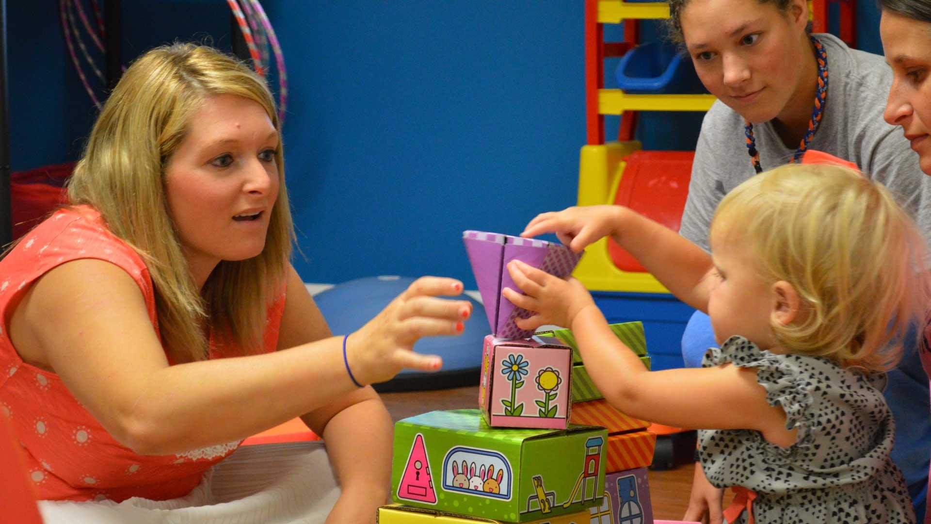 بررسی و مداخله کاردرمانی ذهنی در مشکلات حرکتی و مهارتهای شناختی کودکان