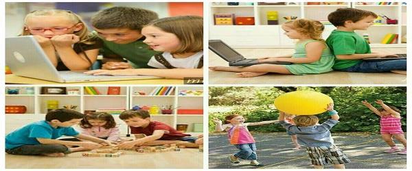 عملکردهای اجرایی در کودکان ٦تا ١٨ ماه-با اهداف کاردرمانی