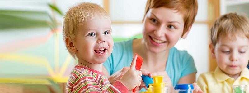 مداخلات کاردرمانی زود هنگام در کودکان اوتیسم