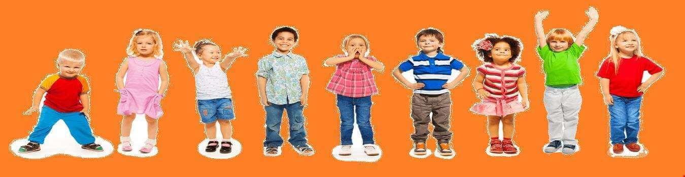 مراحل رشد در کودکان از نوزادی تا ۶سالگی